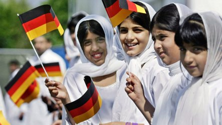 Umat Islam di Jerman, Beragama di Negeri Sekuler