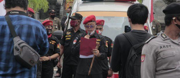 FPI Dinilai Meresahkan, PGN Bali Minta Aparat Tegas