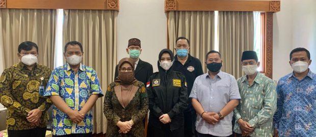 Putri Wapres RI Tiba di Bali Hadiri Pelantikan Pengurus DPW SAHI Bali