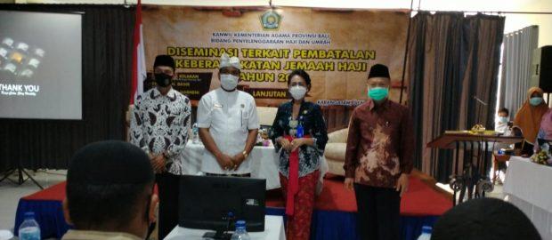 Kemenag; Antrian Calon Jamaah Haji Bali Kini Telah Mencapai 26 Tahun