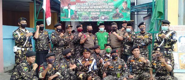 Bangga, Ketua GP Ansor Bali Puji Peningkatan Aktifitas Kepengurusan PC Ansor Gianyar