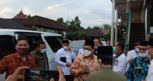 Wamenag RI Kunjungi PP Nuris, Dorong Jembrana Sebagai Pusat Pendidikan Islam di Bali