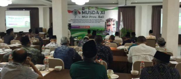 Gubernur Koster Minta MUI Bali Terus Solid dan Tetap Bersinergi dengan Pemda