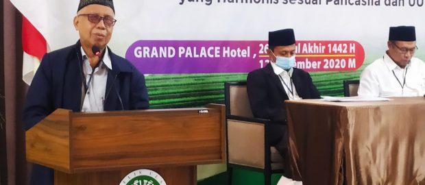 Melalui Musda XI, H. Mahrusun Terpilih Sebagai Ketua MUI Bali Periode 2020-2025