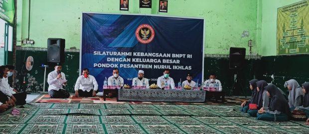 Ponpes Nuris Jembrana Terima Kunjungan BNPT