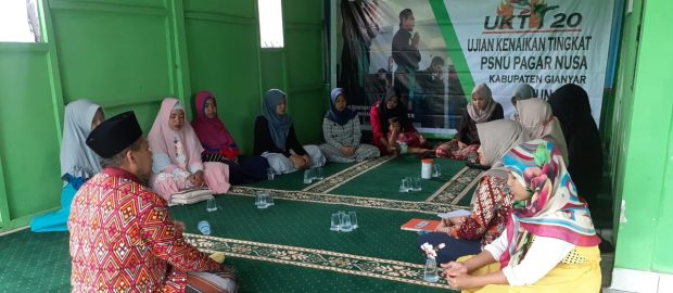 Ranting Fatayat NU Desa Pering Susun Program Rutin Melalui Musyawarah Kerja