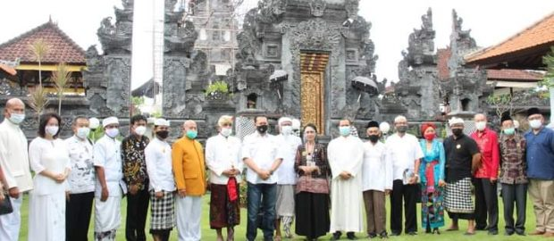 FKUB dan Kemenag Bali Sepakat Perkokoh Kerukunan Hidup Beragama