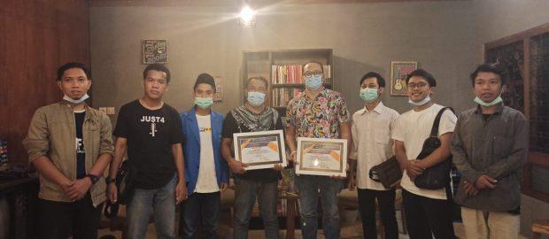 Diskusi PMII Buleleng Bahas Dampak Pandemi Terhadap Nasib Pariwisata Bali