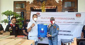 Perbekel Desa Tegal Kerta: Bantuan PGN Bali Membuat Kami Lebih Semangat Hadapi Covid 19