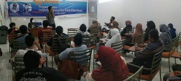 Akhir tahun, KPUM ISTNUBA Bahas Pemilu Raya dan Peran Partai Mahasiswa