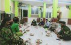 Ansor Gianyar Sambangi PCNU Gianyar Bahas Rencana Pelaksanaan Diklatsar Banser Perdana