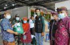 LPBI NU Salurkan Paket Bantuan ke 1644 KK di Buleleng