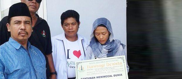 Eko Mujianto Tokoh Egaliter NU Badung Wafat: Begini Kisah Pilu Ketua IKA PMII Bali