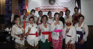 Pengukuhan serta Deklarasi WBA; Fokuskan Pemberdayaan Wanita Bali Melalui Brain, Behaviour, and Beauty