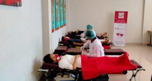 Pertiwi Indonesia Bali Respon Kekurangan Stok Darah PMI Dengan Kegiatan Donor Darah