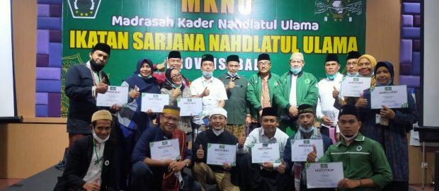 Panitia MKNU ISNU Bali Mengadakan Pengkaderan Calon Pengurus