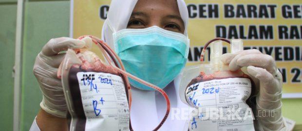 Hukum Donor Darah Plasma Konvalesen