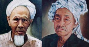 Nasab Ilmu KHR. Syamsul Arifin dan KHR. As'ad Syamsul Arifin