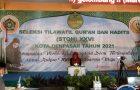 STQH Denpasar Angkat Tema Moderasi Beragama