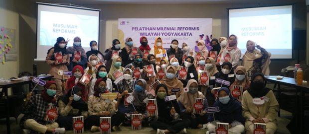 Pelatihan Milenial Reformis Bangkitkan Potensi Perempuan Hadapi Era Teknologi Informasi