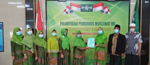 Ketua Muslimat NU Denpasar Selatan; Potensi Muslimat NU Ibarat Mutiara Terpendam