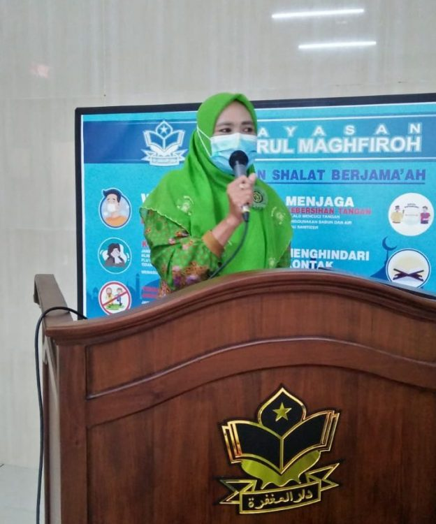 Bunda Susanti, Ketua PAC Muslimat NU Denpasar Selatan
