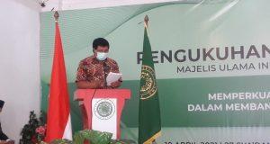 MUI Gianyar : Sinergi Ulama Umaro Hadapi Pandemi