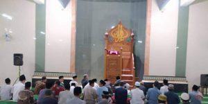 MWC NU Negara Bacakan Doa dan Hizib Nashor Sebagai Bentuk Solidaritas Untuk Palestina