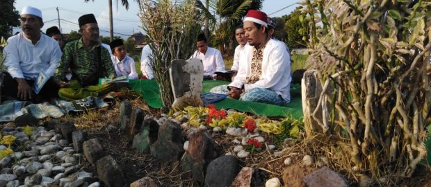 Peringatan Haul Almagfurlah KH. Abdurrahman yang Ke-18 Digelar di Pondok Pesantren Darut Ta'lim Kelurahan Loloan Barat
