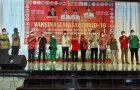 INTI Bali dan IKBS Bersama Elemen Masyarakat Gelar Vaksinasi Covid 19 Massal di Denpasar