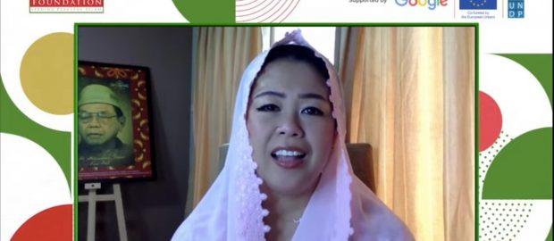 Yenny Wahid; Jadikan Media Sosial Sebagai Ruang Rahmah, Asik dan Nyaman