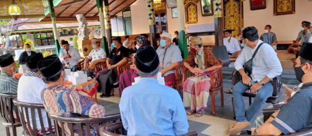 Teruskan Tradisi Menyama Braya, Puri Buleleng Terima Kunjungan Warga Muslim Kampung Kajanan