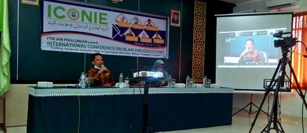 Media Aswaja Dewata Dipresentasikan di Internasional Conference On Islam and Education