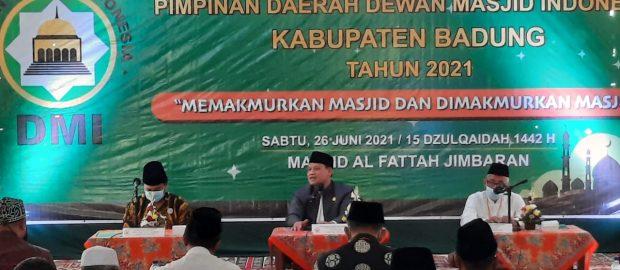 Musda DMI Kabupaten Badung Tetapkan H. Agus Hendra Sebagai Ketua Baru