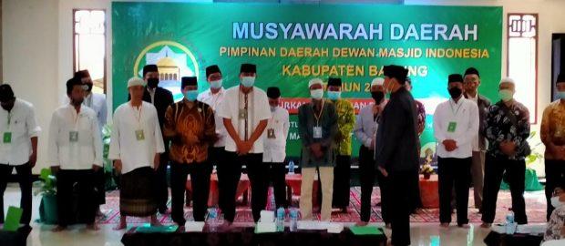 Telah Terbentuk, Susunan Pengurus Baru PD DMI Kabupaten Badung Periode 2021-2026