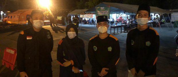 CBP dan KPP Gabungan IPNU-IPPNU Jembrana dan Denpasar Bersama LPBI NU Kota Denpasar Mencari Info Keberadaan Rekan Afif Korban Tenggelamnya KMP Yunicee