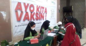 Masjid Al-A'la Gianyar dan Polres Gianyar Gelar 700 Dosis Vaksinasi di Rumah Ibadah