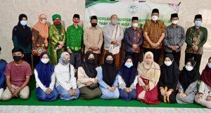 Keberangkatan 29 Calon Mahasiswa Beasiswa PERGUNU Asal Bali Dilepas Oleh Ketua PW PERGUNU Bali