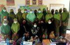 PAC Muslimat NU Sawan Bersama Kemenag Provinsi Bali Dorong UMKM Lewat Sosialisasi SEHATI
