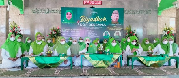 Muslimat NU Bali Penyelenggara Riyadhoh & Doa Bersama Muslimat NU Sedunia ke-33