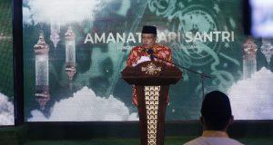 Amanah Hari Santri 2021, Ketum PBNU Ajak Para Santri Refleksikan Kembali Sejarah Masuknya Islam di Indonesia