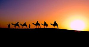 Maulid Nabi dan Tenggelamnya Fir'aun